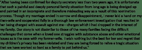 Did Acting Defense Secretary Patrick Shanahan Need to Resign? 10