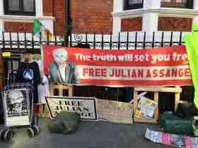 A Huge Win for Julian Assange? 8