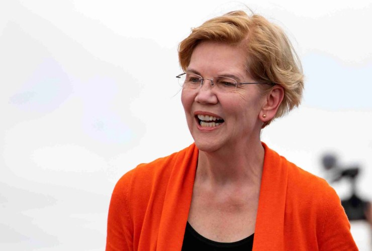 Wall Street Democratic Donors Say They Will Back Trump Over Elizabeth Warren 15