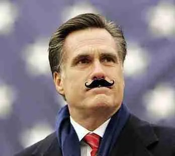 Mitt Romney Revealed to have Secret Twitter Account - Pierre Delecto 7