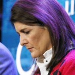"""Nikki Haley: """"I was Asked by Rex Tillerson & John Kelly to Take Sides Against the President"""" 10"""