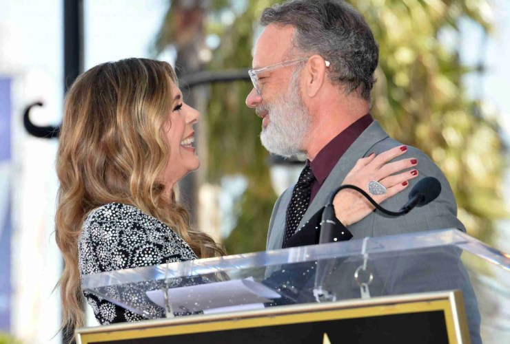 Tom Hanks Officially Gets Citizenship in Greece by President 12