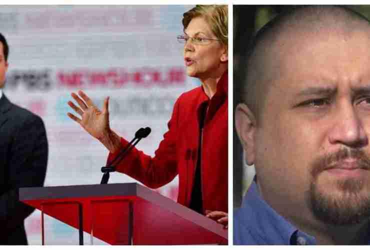 George Zimmerman is Suing Elizabeth Warren & Pete Buttigieg for $265 Million in Defamation Case 12
