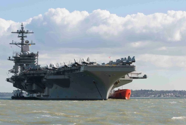 Does Captain Brett Crozier Deserve to be Reinstated to the USS Roosevelt? 30