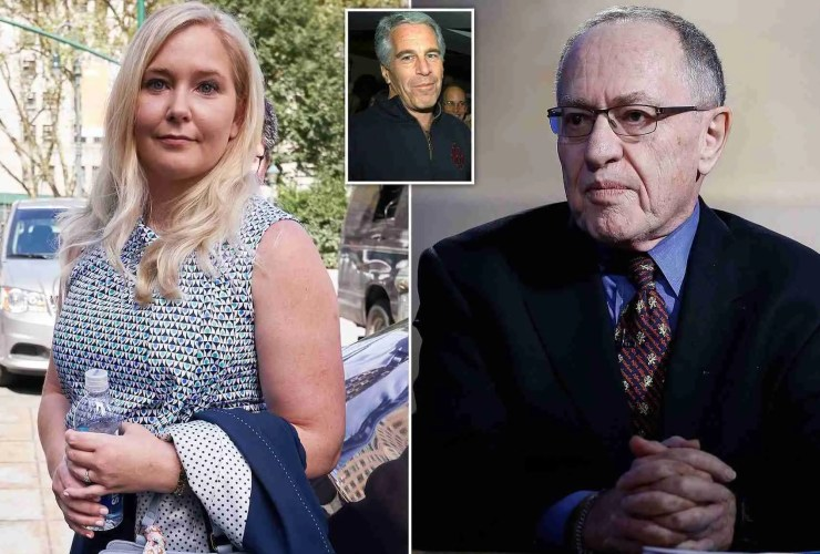 Epstein Victim Virginia Giuffre Ordered by Federal Judge To Destroy Epstein Documents 15