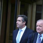 Michael Cohen Released From Prison 10