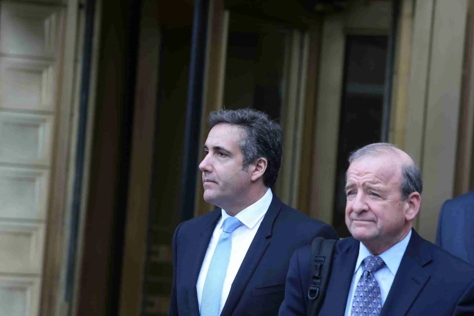 Michael Cohen Released From Prison 7