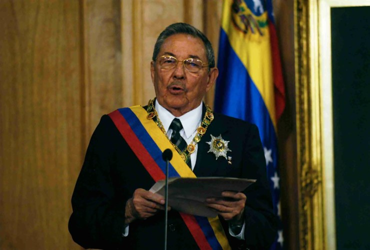Raul Castro Resigns as Head of the Communist Party of Cuba Ending the Families Reign 15