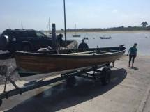 East Coast Rowing Skiff_Old Joe_14