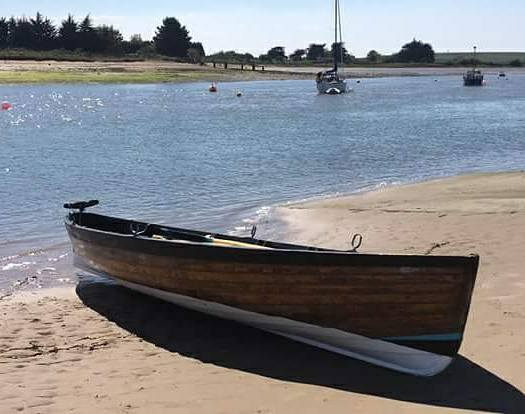 East Coast Rowing Skiff_Old Joe_new