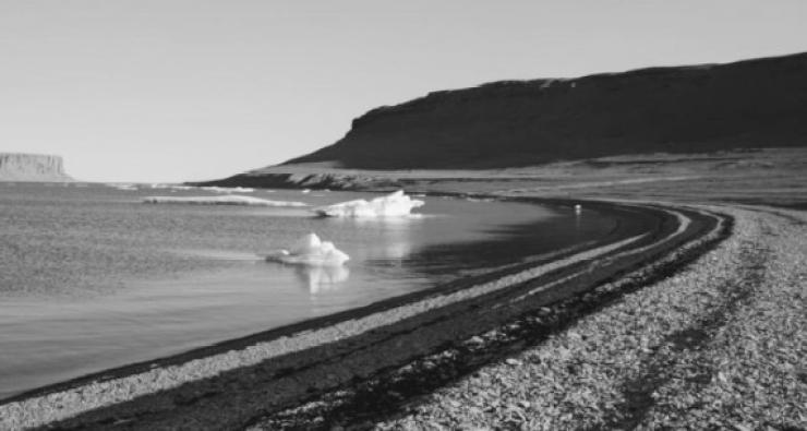 An image of Beechey Island.