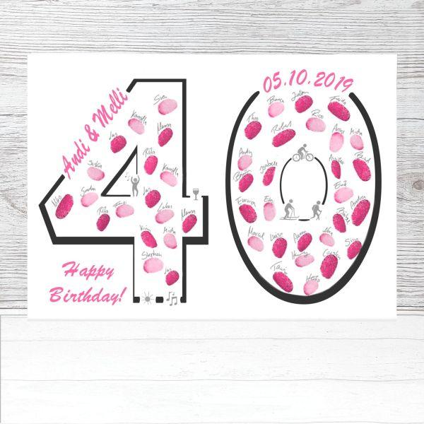 geburtstag 40 frau geschenk, geschenk 40. geburtstag freundin, 40. geburtstag geschenk