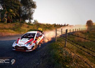 WRC 9 PS5 REVIEW