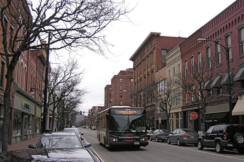Downtown Corning
