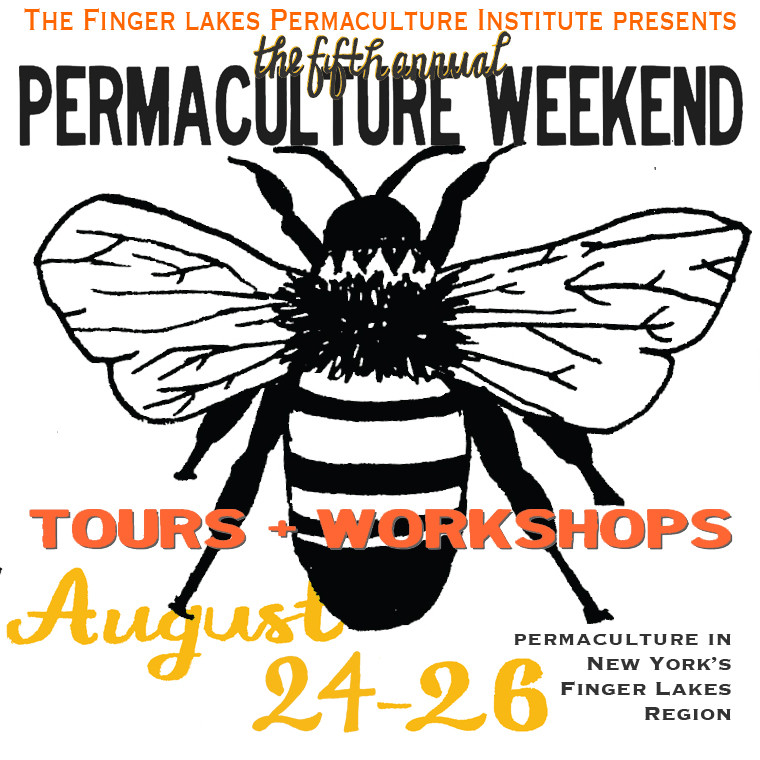 Permaculture Weekend 2018: Save the Dates!