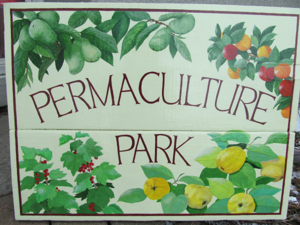 Ithaca Permaculture Park: Permablitz. Sheet-Mulching for Weed Suppression. 9 am-12pm, Sunday 8/26