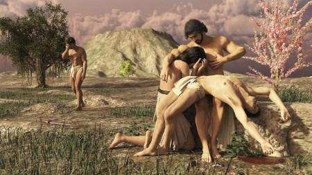 아벨을 죽인 가인 - 인류 최초의 살인
