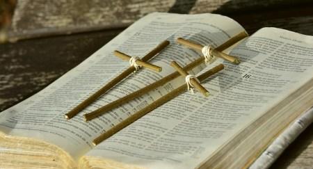 성경과 십자가 그리고 용서