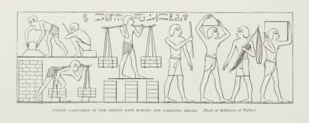 성경은 노예 제도를 지지하나요 - 히브리 종