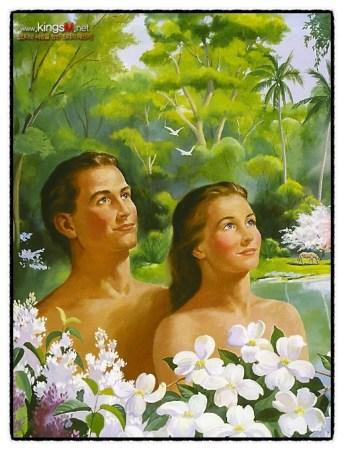 아담과 이브 - 창세기