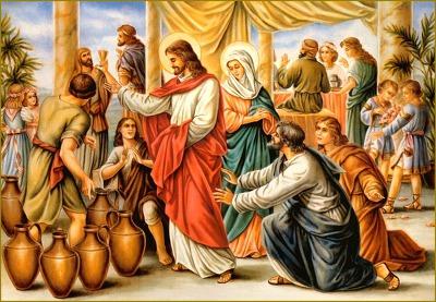 요한복음 - 가나의 혼인잔치