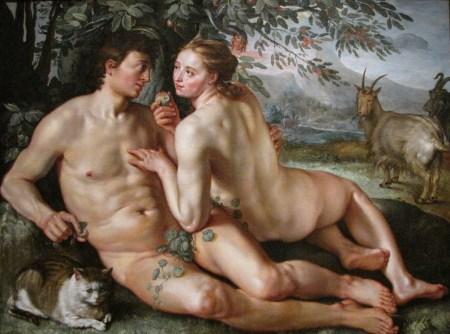 아담과 하와의 타락