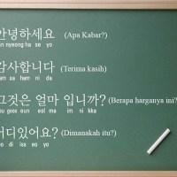 Arti Bahasa Korea yang Sering Digunakan Dalam FF