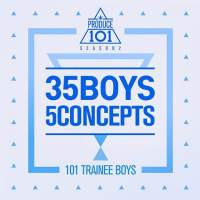 Nation's Son (Produce 101) - 'Never' Lirik Terjemahan