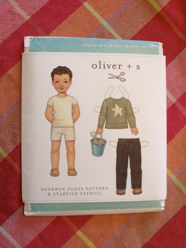 Oliver and S Sandbox Pants