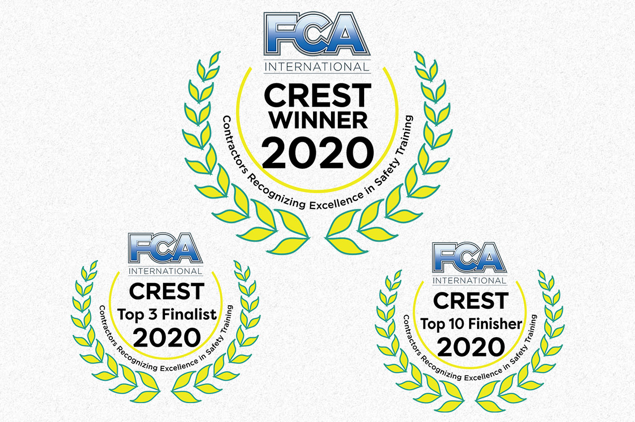 CREST Awards - A Symbol of Safety Excellence