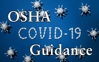 OSHA Releases New COVID-19 Guidance