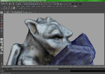 123D Catch – Gargoyle