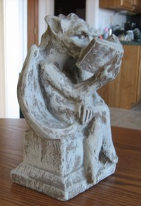 Photo of Gargoyle statue