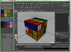 Rubik's Cube Coming Soon