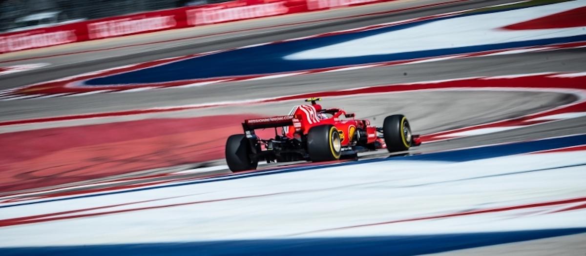 RADIO F1 – 2019: USA