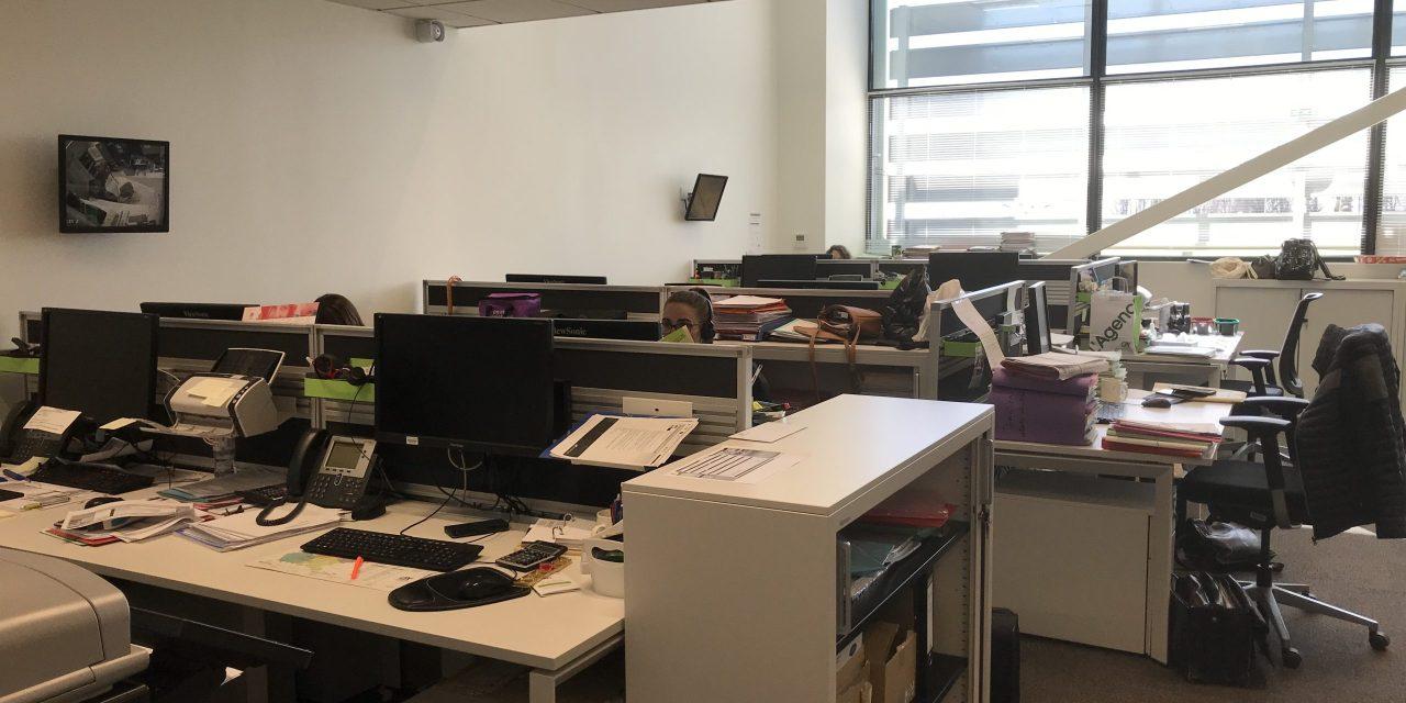 L'espace de travail 2.0 : des bureaux et des espaces aménagés et hygiéniques