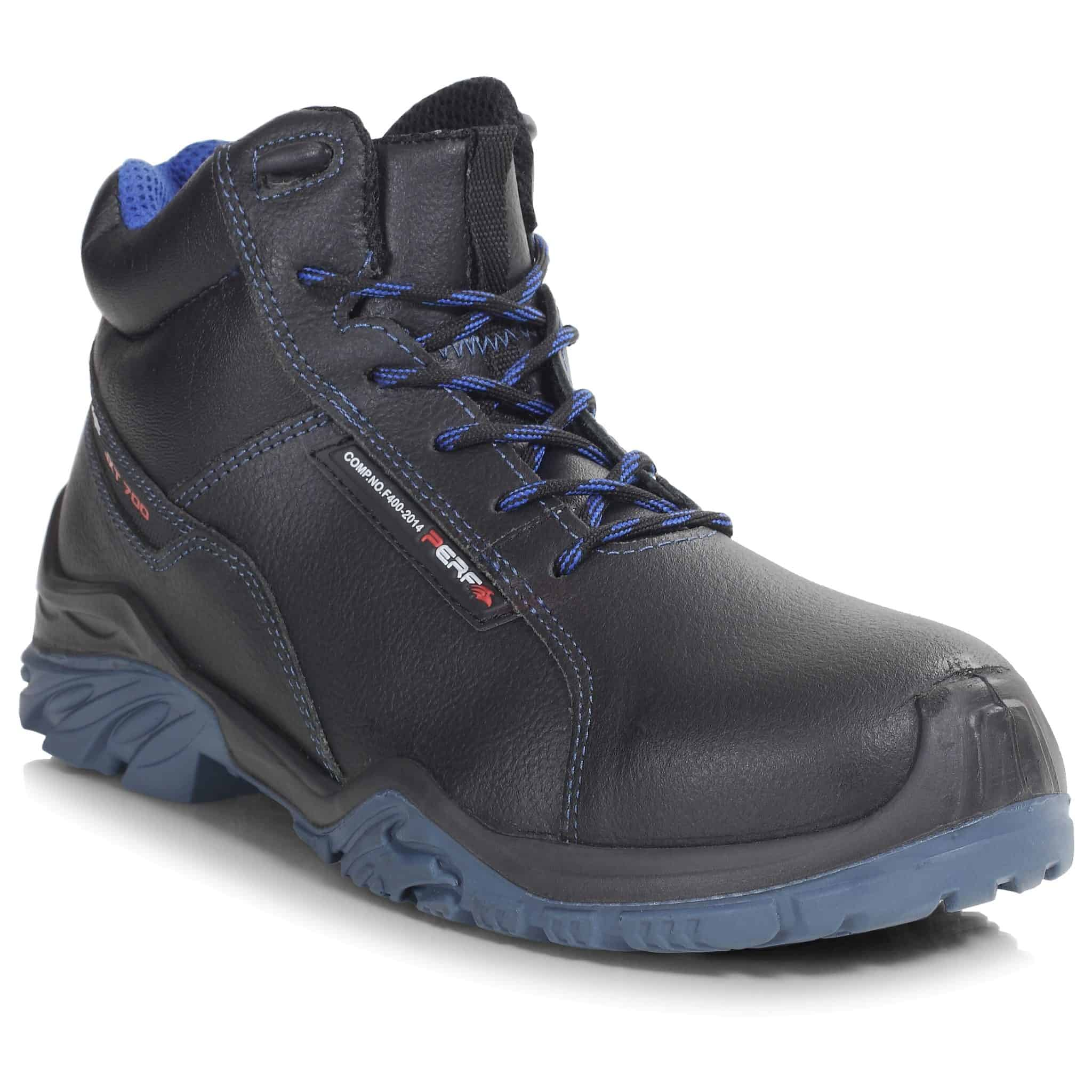 Tornado High FG – Lightweight Non-Metal S3 SRC PU Safety Hiker Boots