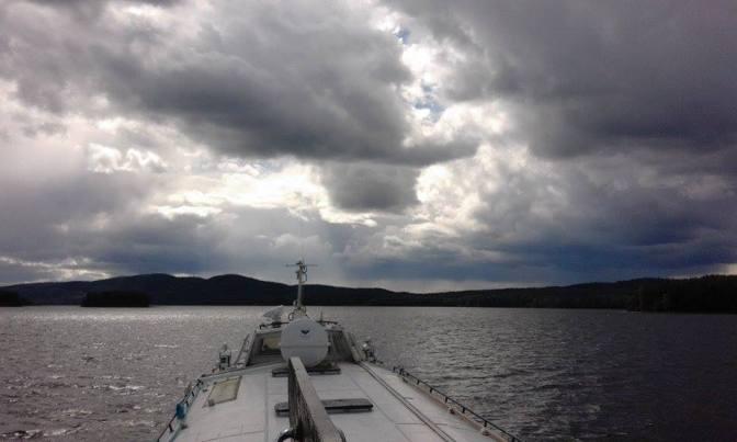 hydrofoil-vessel