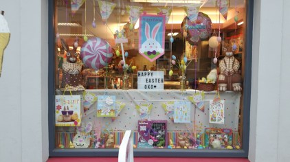 Our Easter Window