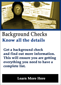 Background Checks Pittsburgh