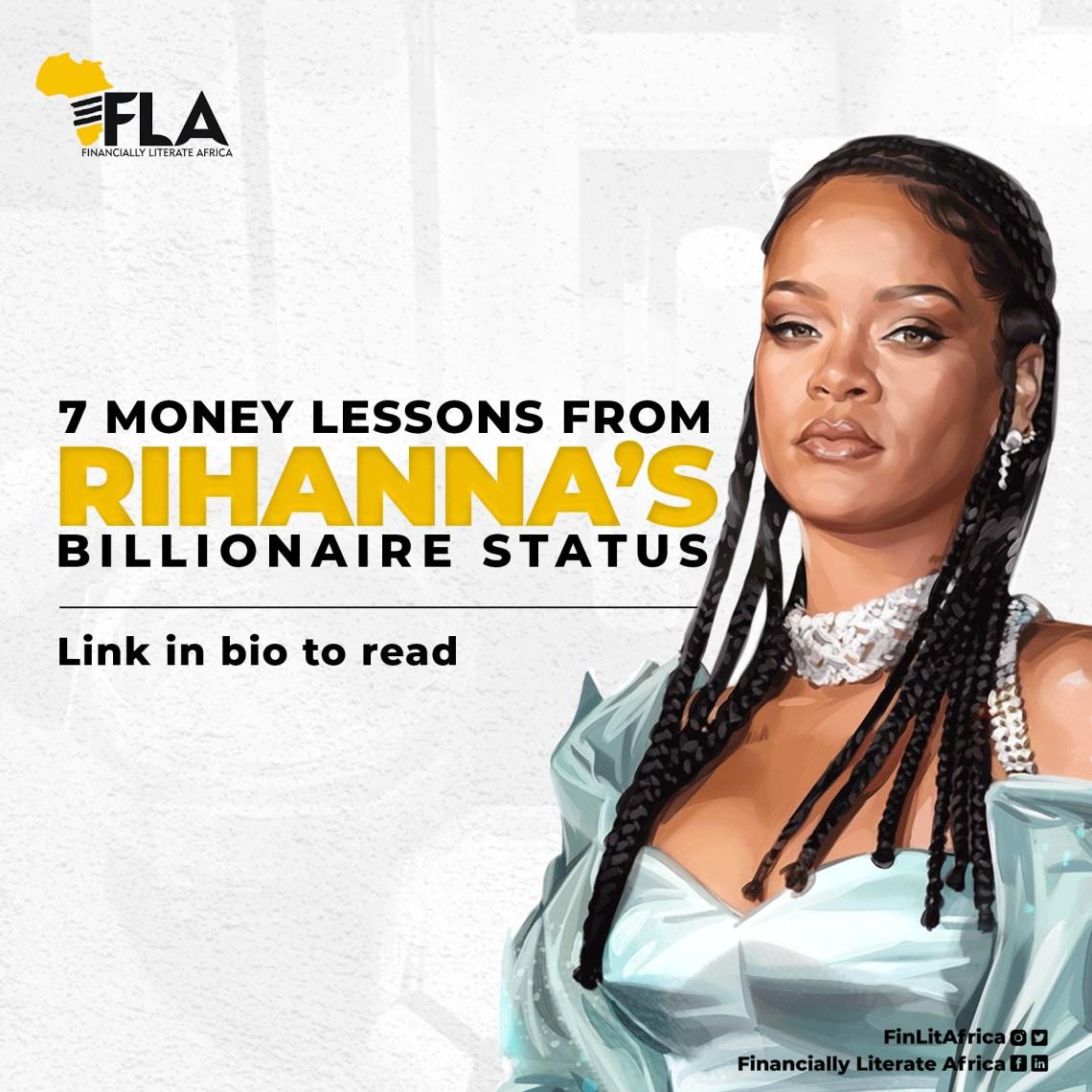 Rihanna's Billionaire Status
