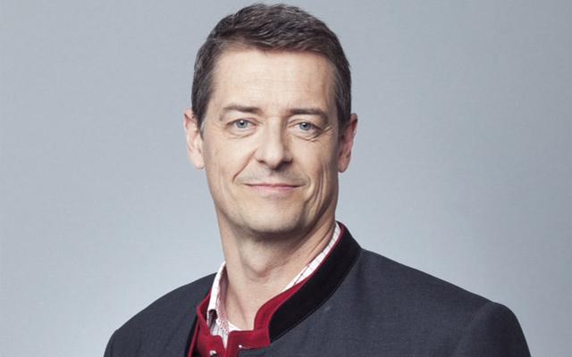 Potrait, Robert Höfler, Geschäftsführer von KONECRANES