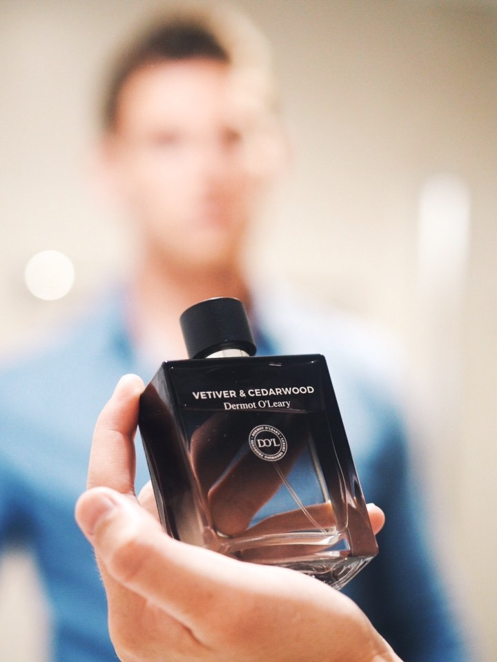 DERMOT O'LEARY FRAGRANCE