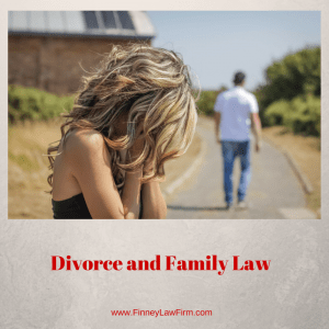 picture of fighting couple for divorce and family law