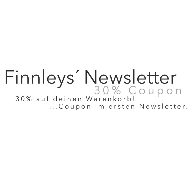 Newsletter Finnleys