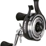 High-End Ice Fishing Reel Winner. Feature heavy with everything a professional ice fisherman needs.