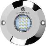 Best Mid-Level Underwater Boat Light. Great flush mount boat light for the price. Not as expensive.