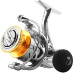 Best Balanced Reel for Redfish. A great option for both surf fishing and inshore. Lighter than other models.