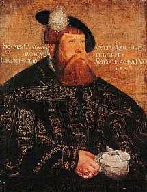 König Gustav Vasa (1540)