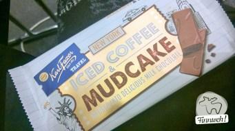 Die NBE war gesponsert von Fazer und es gab Schokolade ÜBERALL! Yummy!